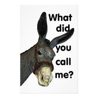 Papelaria Que você me chamou?