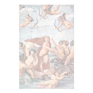 Papelaria Raphael - Triumph de Galatea 1512