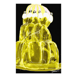Papelaria rato do jello da banana dos fernandes tony