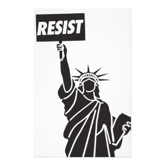Papelaria Resist_for_Liberty