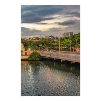 Papelaria Rio Guayaquil Equador de Estero Salado