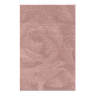 Papelaria rosas antigos