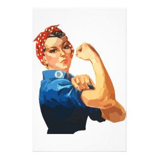 Papelaria Rosie clássico feito sob encomenda o rebitador