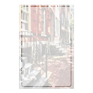 Papelaria Rua do PA de Philadelphfia com obturadores