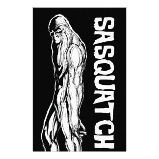 Papelaria Sasquatch