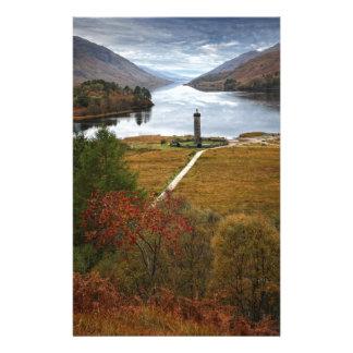 Papelaria Scotland bonito