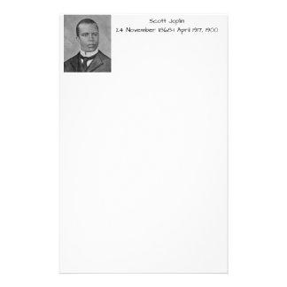 Papelaria Scott Joplin