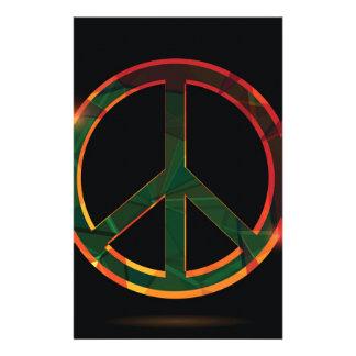 Papelaria símbolo da liberdade