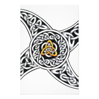 Papelaria símbolo dos céltico-guerreiros
