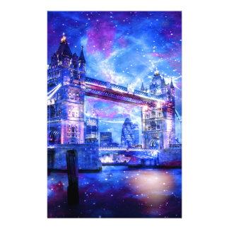 Papelaria Sonhos da Londres do amante