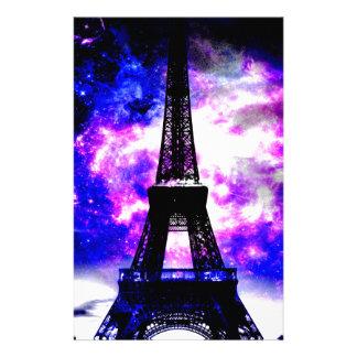 Papelaria Sonhos parisienses do rosa da ametista