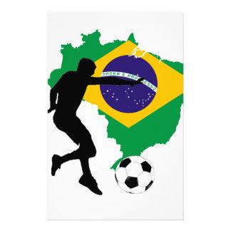 Papelaria T-shirt de Brasil