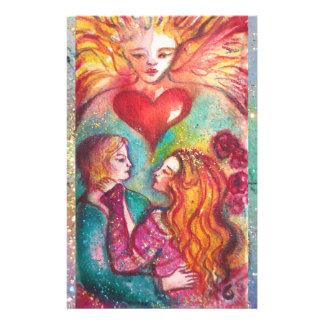 Papelaria TAROTS do dia de são valentim PERDIDO de /LOVERS
