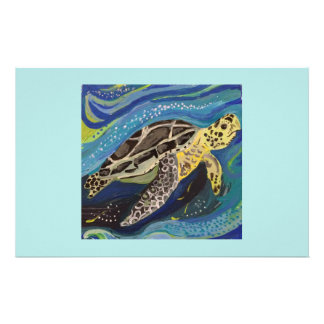Papelaria Tartaruga de mar
