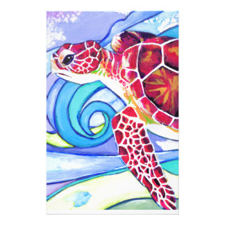 Papelaria Tartaruga de Surfin