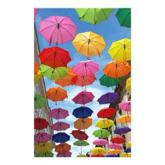 Papelaria Telhado dos guarda-chuvas