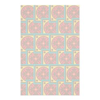 Papelaria Teste padrão da tapeçaria