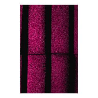 Papelaria Tijolos roxos