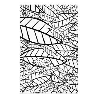 Papelaria tropical grande