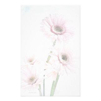 Papelaria Um toque do Cor-de-rosa-Papel de carta