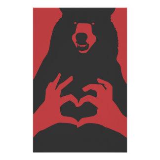 Papelaria urso