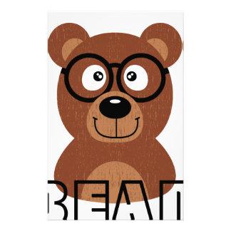 Papelaria Urso com vidros