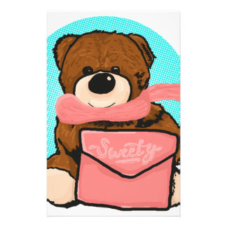 Papelaria Urso do Sweety