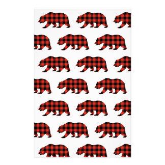 Papelaria Urso do Tartan