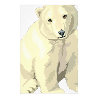 Papelaria Urso polar peluches