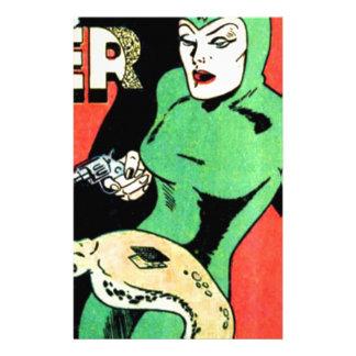 Papelaria Veda a mulher da cobra