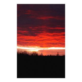 Papelaria Vermelho na noite, prazer dos marinheiros