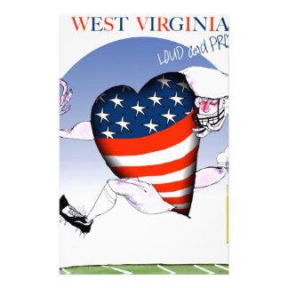 Papelaria w fernandes tony altos e orgulhosos de Virgínia,