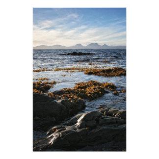 Papelaria Westcoast de Scotland, ilha de Jura