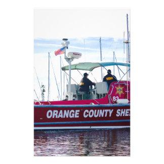 Papelaria Xerife do Condado de Orange