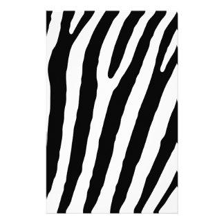 Papelaria zebra