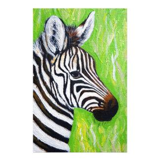 Papelaria Zebra pequena