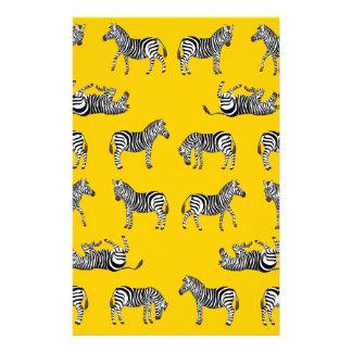 Papelaria Zebra selecção