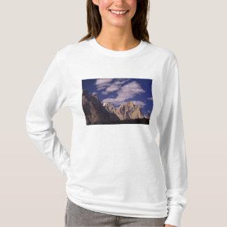 Paquistão, escala de Baltoro Muztagh, catedral Camiseta