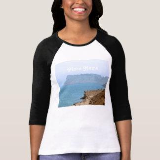 Paquistão litoral camiseta