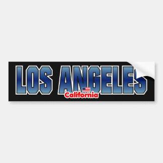 Pára-choque de Los Angeles Adesivos