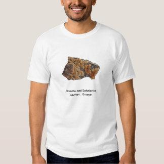 Para coletores de mineral de Lavrion T-shirts