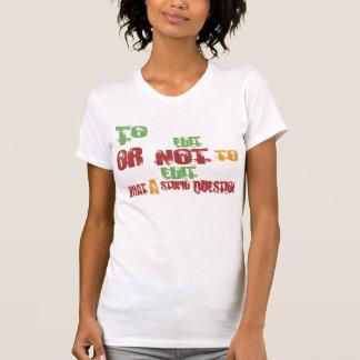 Para editar t-shirt