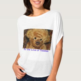 Para o amor dos ursinhos tshirts
