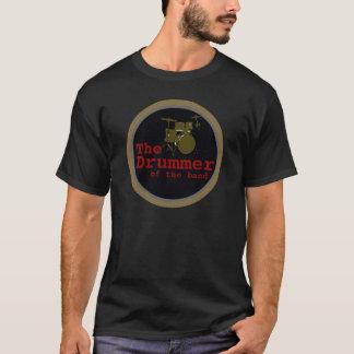 para o baterista t-shirts