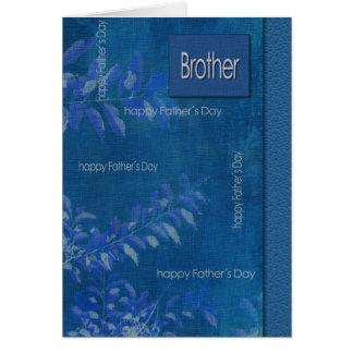 Para o irmão em cartões customizáveis do dia dos