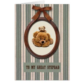 Para o padrasto em cartões do dia dos pais