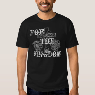 Para o reino camiseta