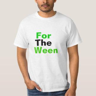 Para o t-shirt de Ween
