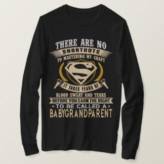 Para para ser chamado A BABYGRANDPARENTS. Camisa