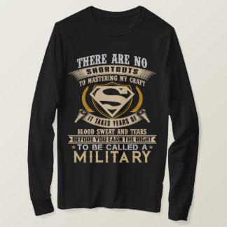 Para para ser chamado umas FORÇAS ARMADAS. Camisa